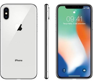 iPhone X10 256gb 1 Ano Garantia Original Apple iPhone X