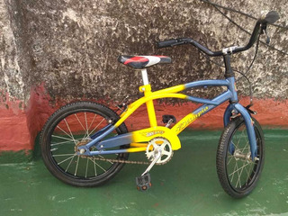 Bicicleta Playera Olimpia Rodado 14 Personalizada Casi Nueva
