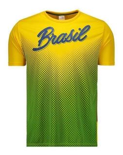 Camisa Brasil Gurupi