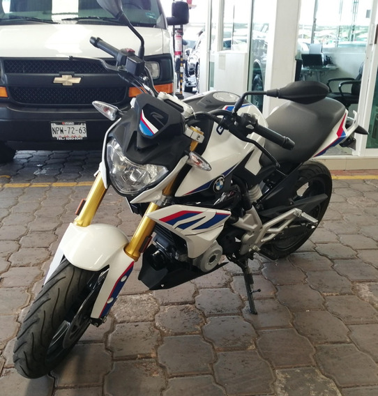 Motocicleta Bmw G 310 2017