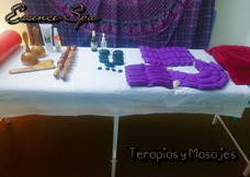 Masajes Holisticos, Terapeuticos
