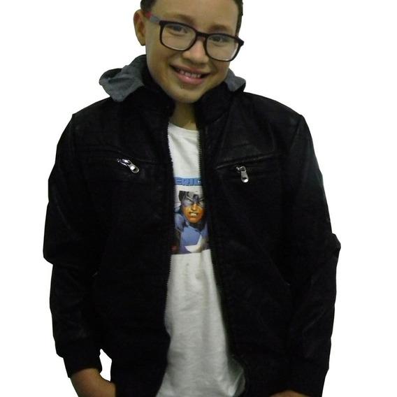 Jaqueta Infantil Masculina Blusa De Frio Pelinhos Meninos