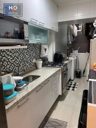 Imagem 1 de 16 de Apartamento Com 2 Dormitórios À Venda, 63 M² - Vila Olímpia - São Paulo/sp - Ap0933