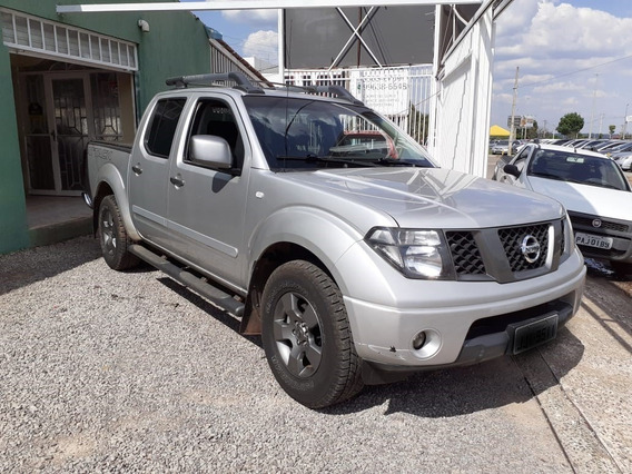 Nissan Frontier Se Attack Cab. Dupla 4x2