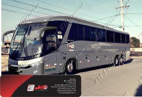Paradiso 1200 G7 Ano 2013 Scania K360 Jm Cod 411