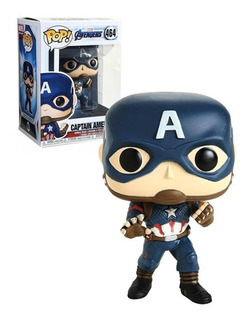 Funko Pop! Marvel #464 Endgame Captain America Excl Nortoys