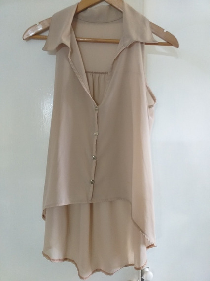 Blusa Gasa Mujer Lage Impecable
