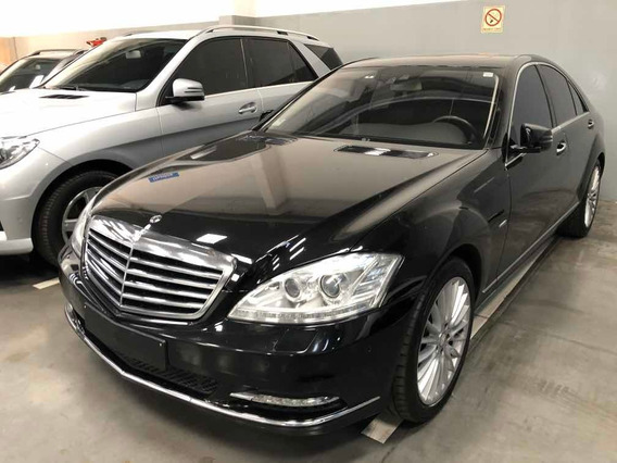 Mercedes-benz Clase S 2012 4.7 S500 B.efficiency 435cv