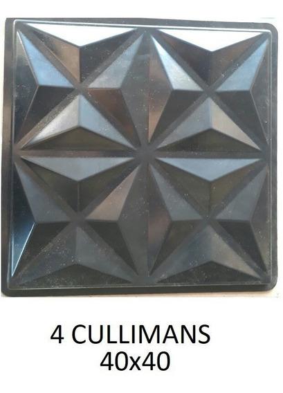 Kit 2 Formas Abs De Gesso 3d ! 100% De Qualidade Estrela