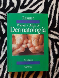 Libro De Medicina Dermatologia 25 Verdes