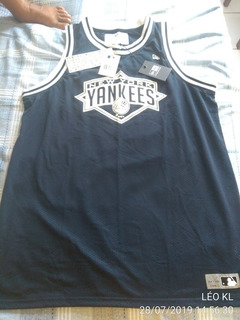 Camisa New Era New York Yankess Original Tam.gg Kl