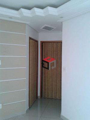 Cobertura Com 2 Dormitórios À Venda, 100 M² Por R$ 310.000 - Jardim Das Maravilhas - Santo André/sp - Co51244