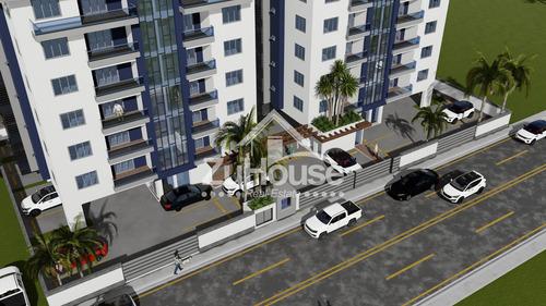 Apartamento En Plano En Moderna Torre De Villa María Wpa04 A