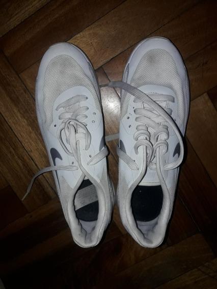 Zapatillas Blancas Mujer Air Max Us 38