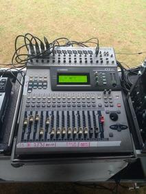 Mesa De Som Digital Yamaha 01v Funcionando 100% Dj Banda