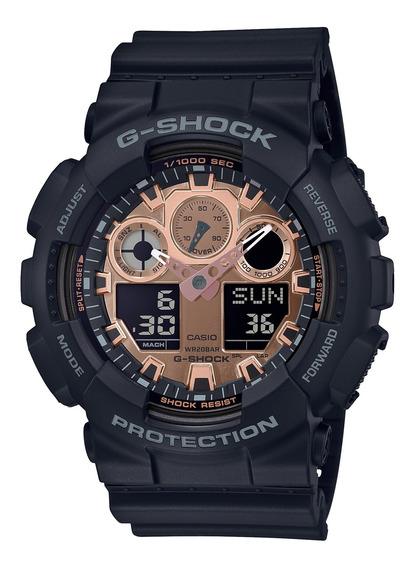 Relógio Casio G-shock Ga-100mmc-1adr