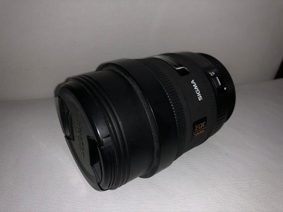Lente Sigma 10mm 1:2.8 Fisheye Hsm Para Canon + Bolsa