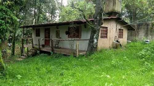 Vendo Terreno Y Cabaña Con Todos Los Servicios