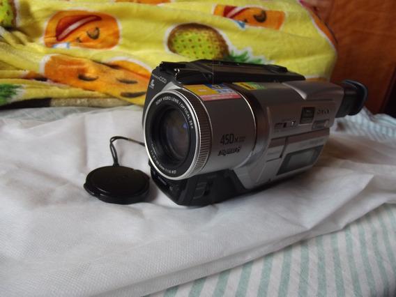 Filmadora Digital8mm E Hi8 Sony Vision Dcr Trv120 100%