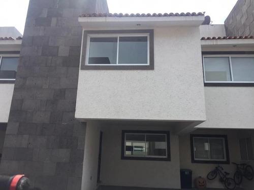Imagen 1 de 17 de Casa En Condominio - San Mateo Atenco