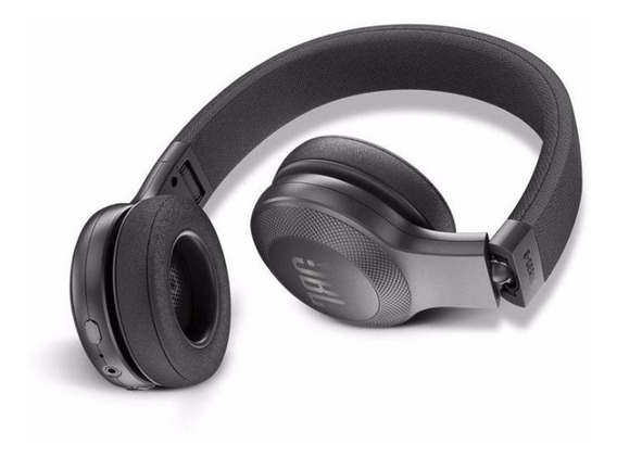 Fone De Ouvido Original Jbl E45bt On Ear Bluetooth 4.0 Preto