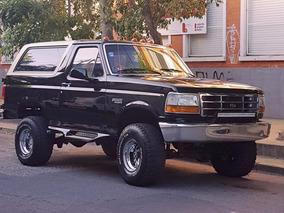 Ford Bronco 4x4 Eddie Bauer