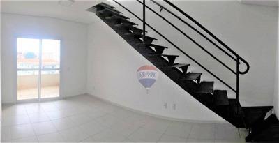 Cobertura Com 4 Dormitórios À Venda, 164 M² Por R$ 650.000 - Vila Nogueira - Botucatu/sp - Co0007