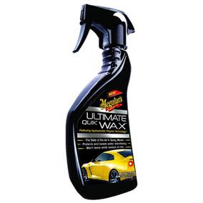 Cera Spray Meguiars Ultimate Quik Wax O Melhor Preço