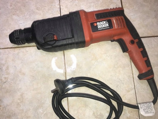 Taladro Percutor Black & Decker 800w