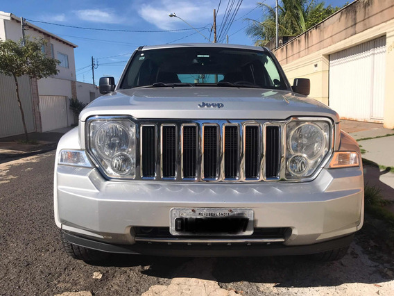Jeep Cherokee 3.7 Limited 4x4 V6 12v Gasolina 4p Aut Nova!