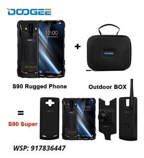 Doogee S90 Helio P60 Octa Core 6gb 128gb + Accesorios