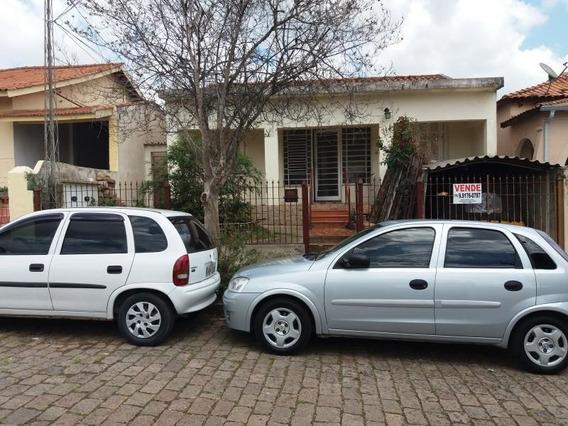 Casa Para Venda Em Valinhos, Vila Santana, 7 Dormitórios, 2 Banheiros, 1 Vaga - Ca 1138