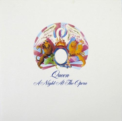 A Night At The Opera - Queen (vinilo)
