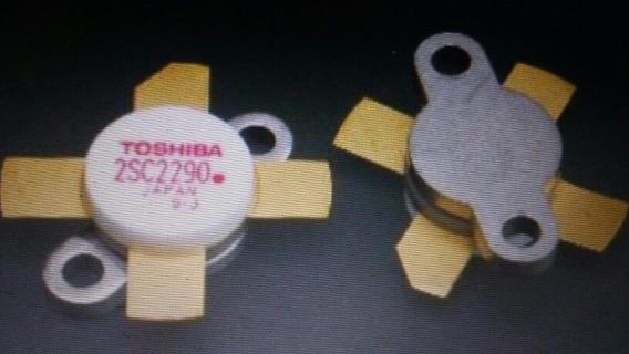2x Transistor 2sc2290 Toshiba
