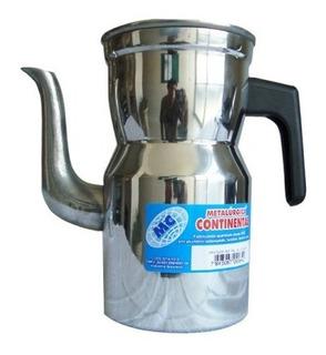 Cafeteira De Alumínio Reforçado Continental (1 Litros)