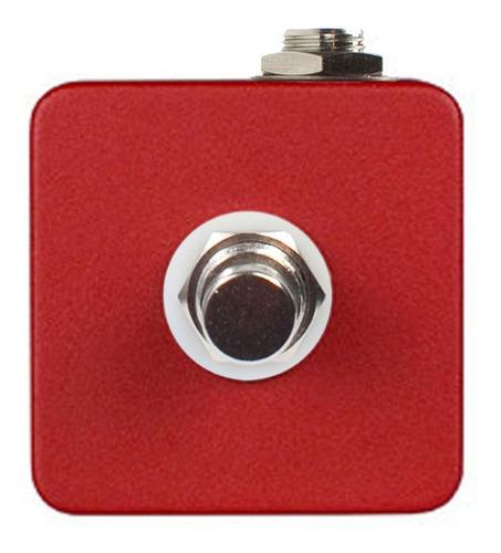 Pedal Jhs Red Remote Switch Original C/ Nf-e & Garantia
