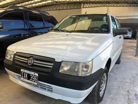 Fiat Uno Fire 1.3 Gnc 2010 Blanco 5 Puertas Ixk #expoauto