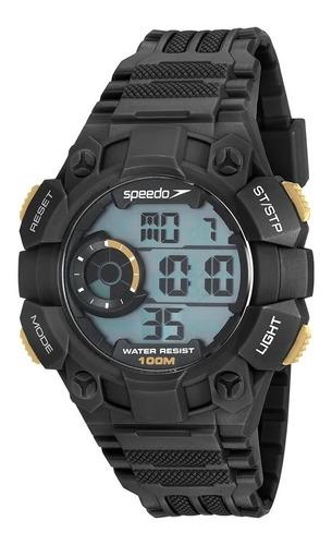Relógio Digital Speedo Masculino - 80643g0evnp3 Preto