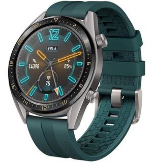 Garantia Oficial Huawei Watch Gt Active Aço Inoxidável Cinza