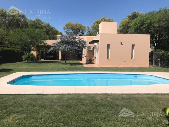 Casa - Solares De San Alfonso - Una Planta!!