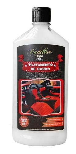Hidratante De Couro Cadillac Tratamento Para Couro 500ml