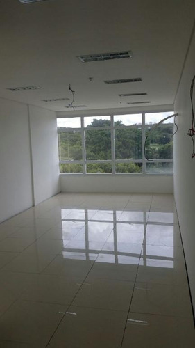 Sala Para Alugar, 36 M² Por R$ 1.500/mês - Jardim Palma Travassos - Ribeirão Preto/sp - Sa0351