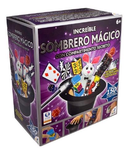 Novelty Trucos De Magia Sombrero Magico 150 Trucos