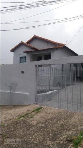 Casa Com 3 Dormitórios Para Alugar, 130 M² Por R$ 1.980,00/mês - Swift - Campinas/sp - Ca2122