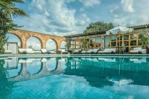 Rancho-resort-hotel En El Estado De México