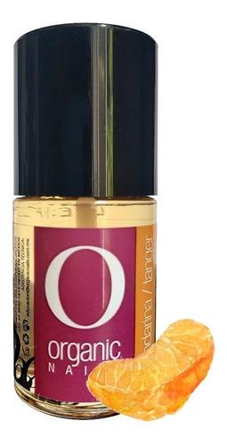 Imagen 1 de 6 de Aceite Para Cuticula Aroma Mandarina 15 Ml By Organic Nails