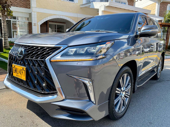 Lexus Lx 570 Supersport 2017