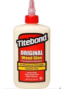 Cola Titebond Original Wood Glue 237ml Ao Mestre Luthier