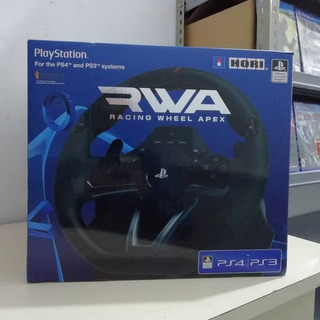 Volante Hori Ps4 Ps3 Pc Rwa Racing