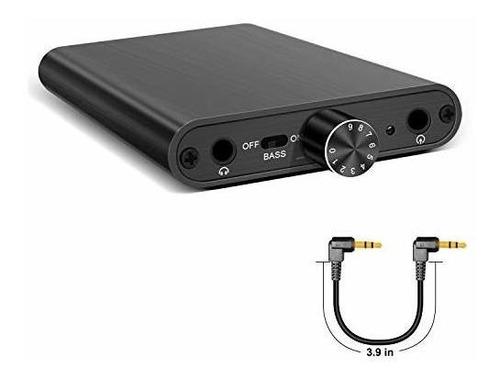 Imagen 1 de 7 de Amplificador De Auriculares De Alta Fidelidad Amplificador D